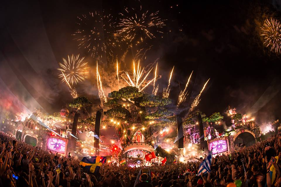 Tomorrowland 2017: More Stages Than Ever Before