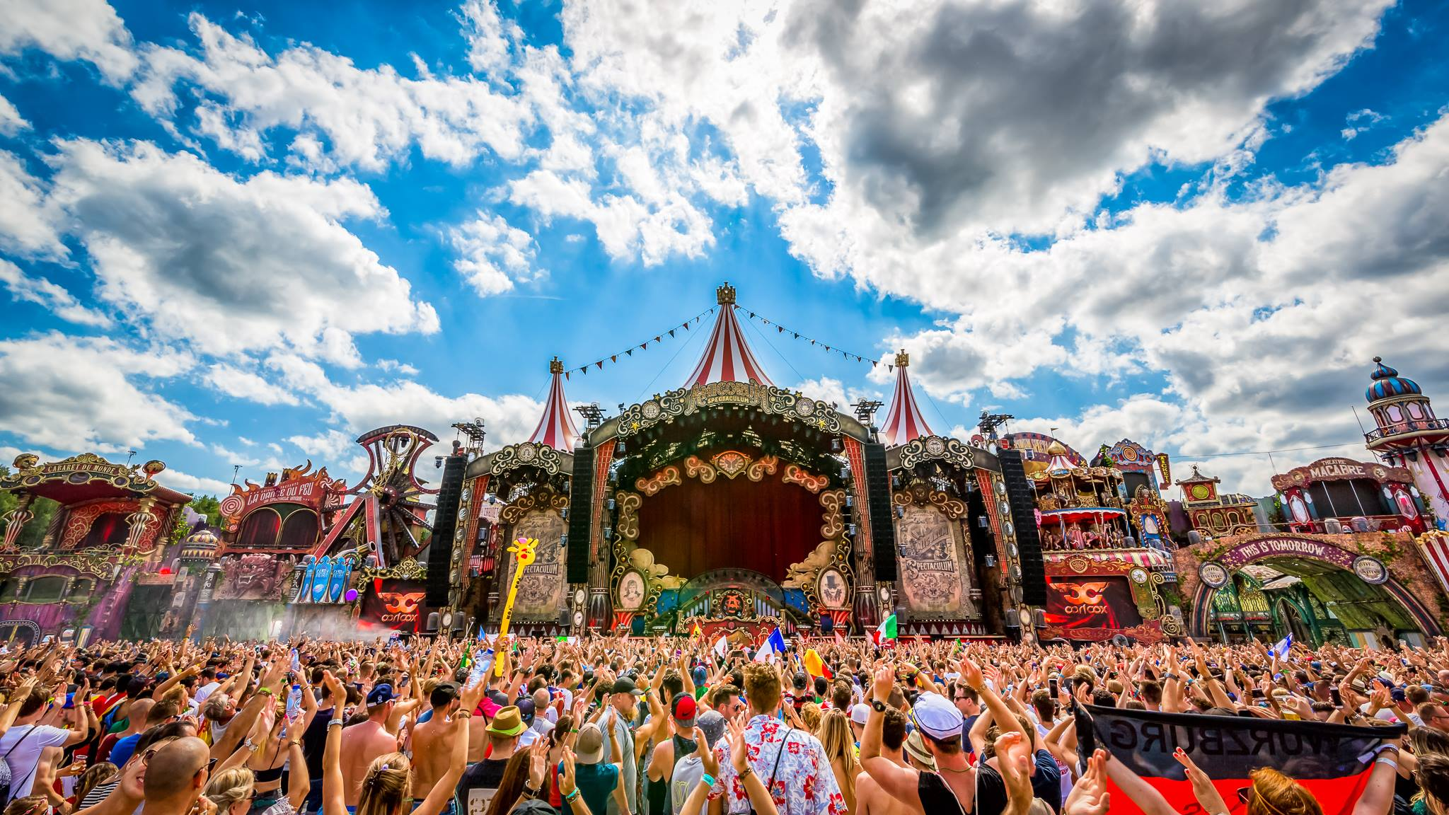 6 Reasons Why You Need To Visit Tomorrowland