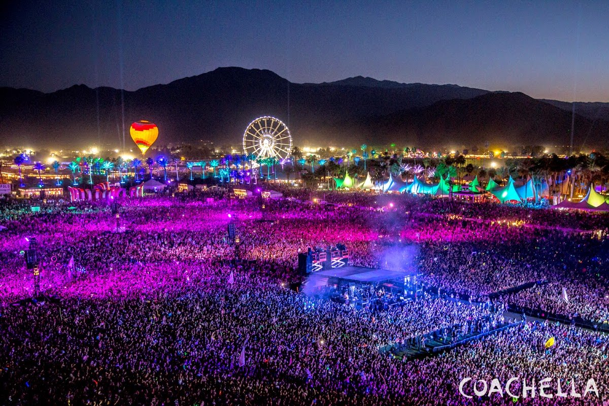 Coachella General Admission Sells Out In 45 Minutes