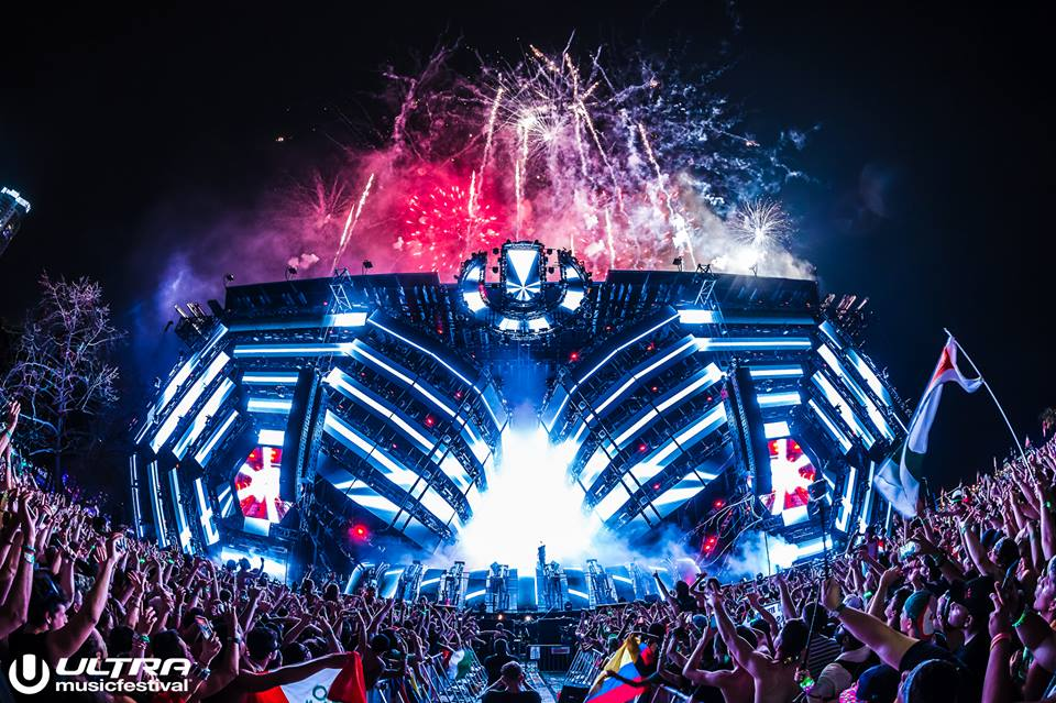 Ultra Music Festival Drops Insane Phase 2 Lineup