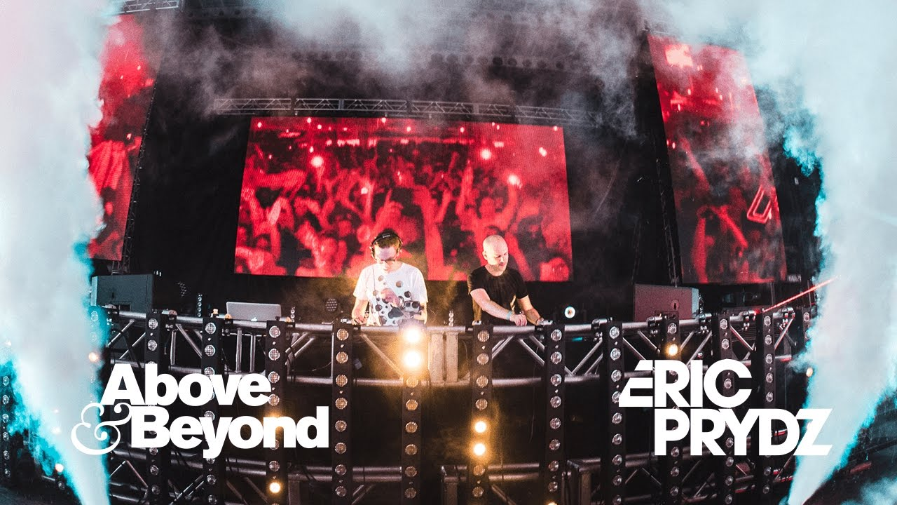 Above & Beyond and Eric Prydz Invade Miami Music Week