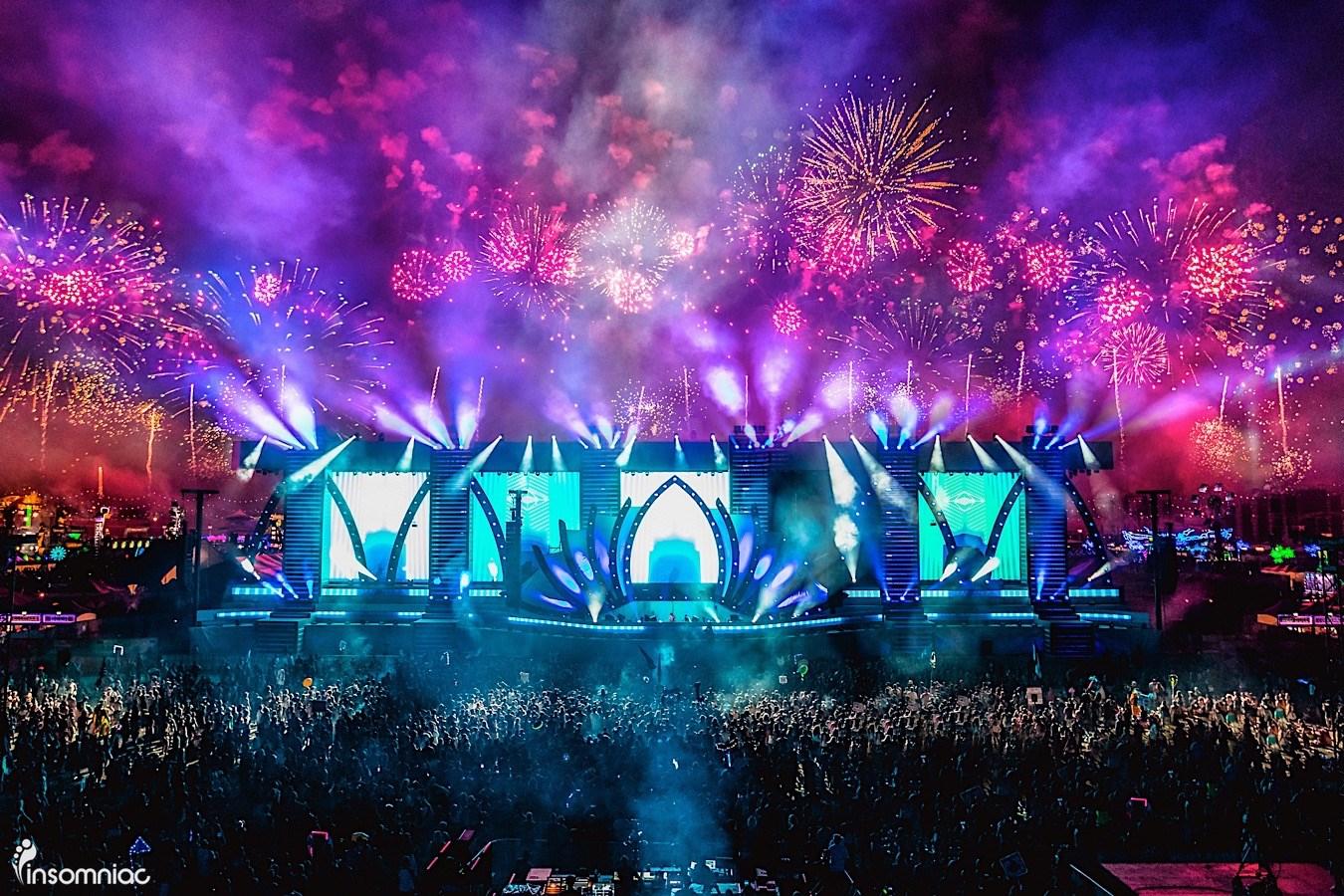 Insomniac Officially Announces EDC Las Vegas 2017 Lineup