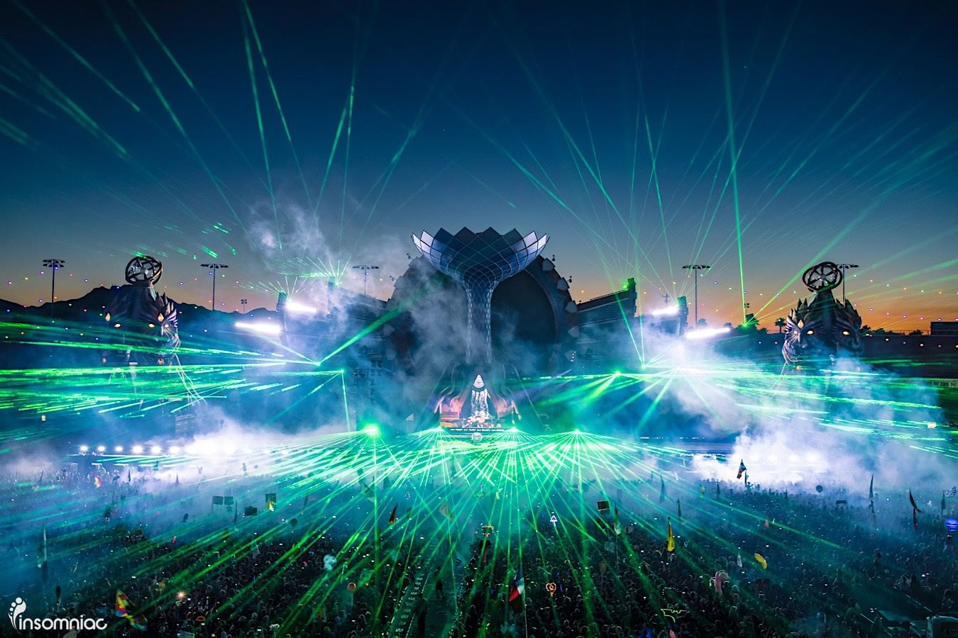 Insomniac and iHeartRadio Launch EDC Radio