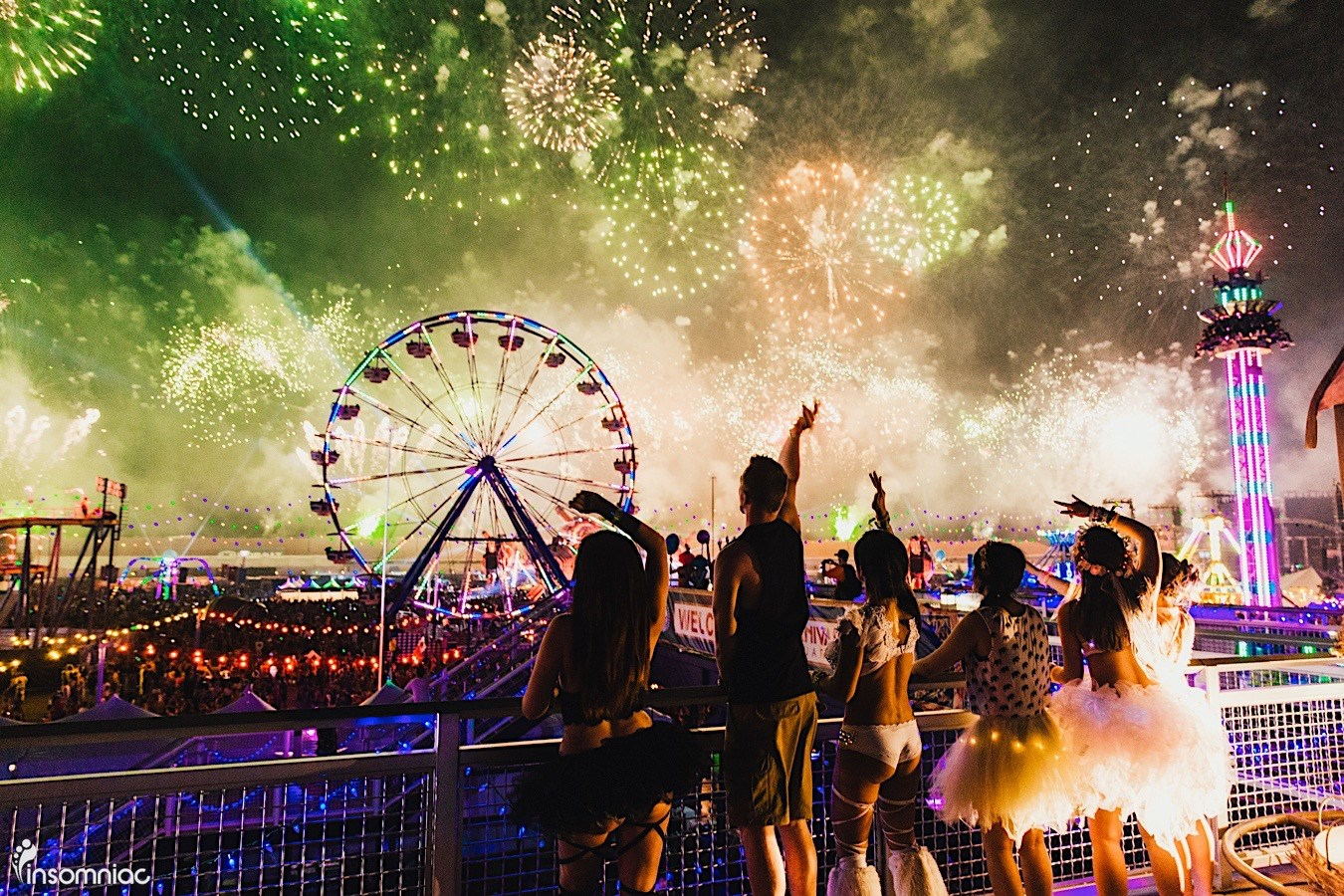 All Are Welcome At EDC Las Vegas