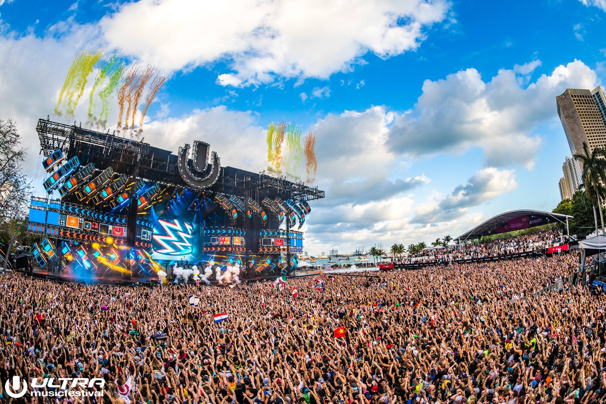 Limited Tickets For Ultra 2018 Will Go On Sale Next Week