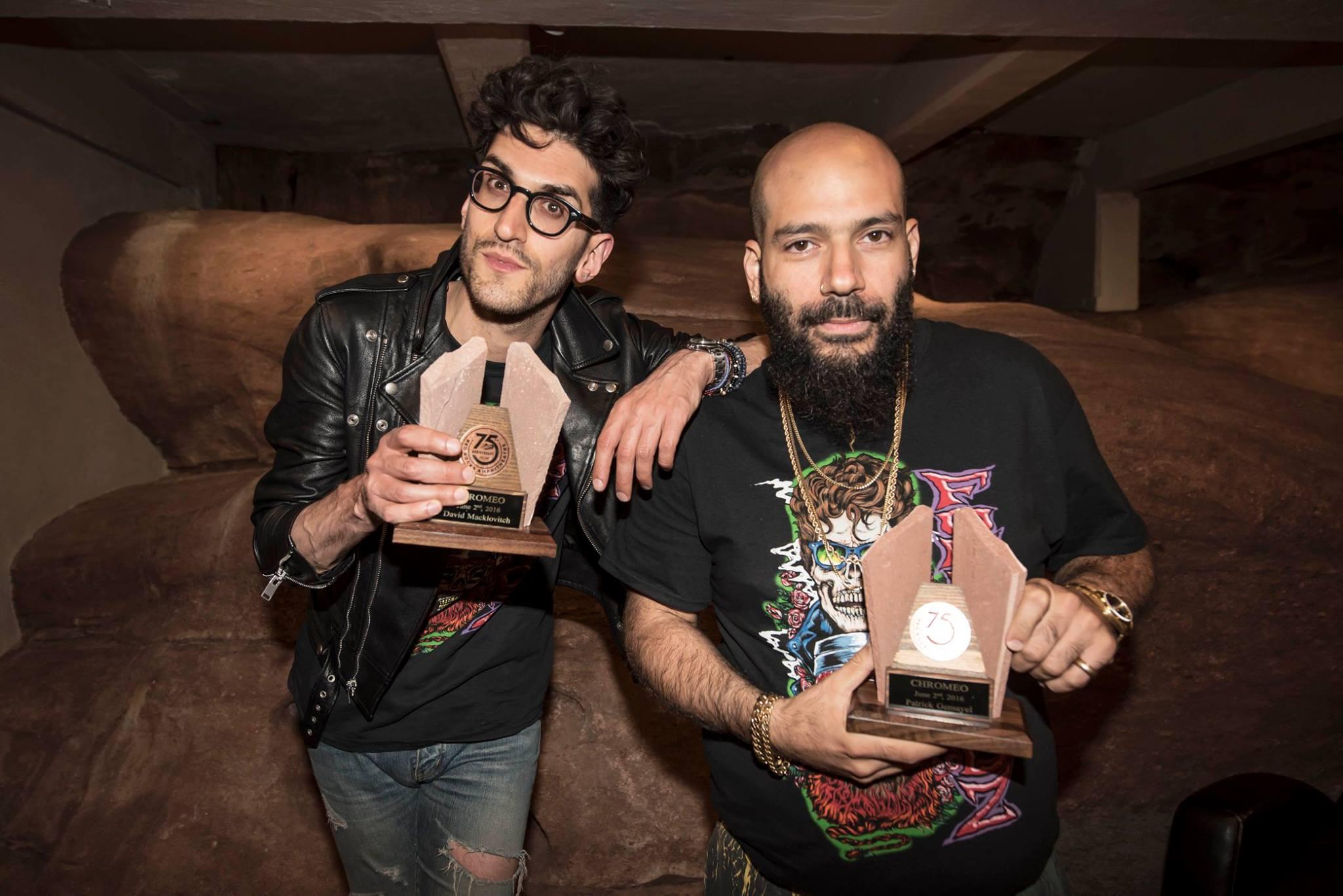 Chromeo Will Headline LA Pride Festival 2017