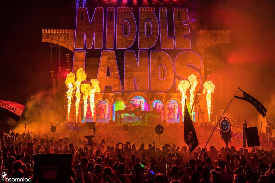 Middlelands NOT Returning To Todd Mission, Texas in 2018
