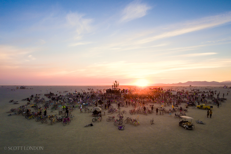 Burning Man – More Than a Festival