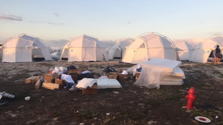 Attendee Files $100 Million Lawsuit Against Fyre Festival Organizers