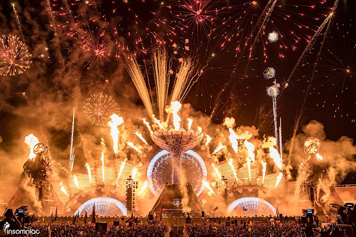 Over 110 Artists To Be Featured On The EDC Las Vegas Live Stream