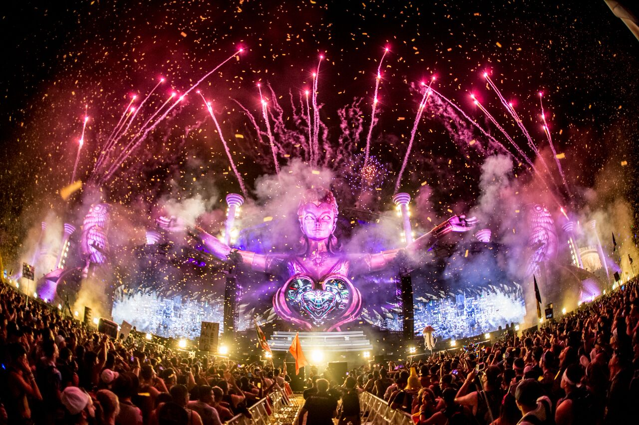 EDC Las Vegas 2017 – A Culmination of Sound and Sweat
