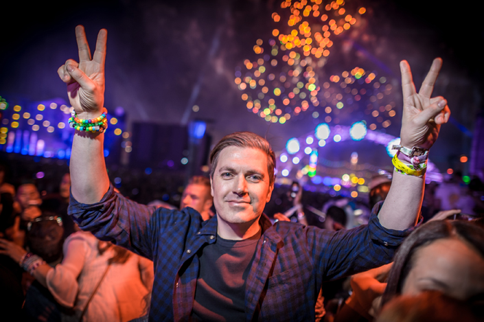 Pasquale Rotella Addresses EDC Las Vegas Safety Concerns