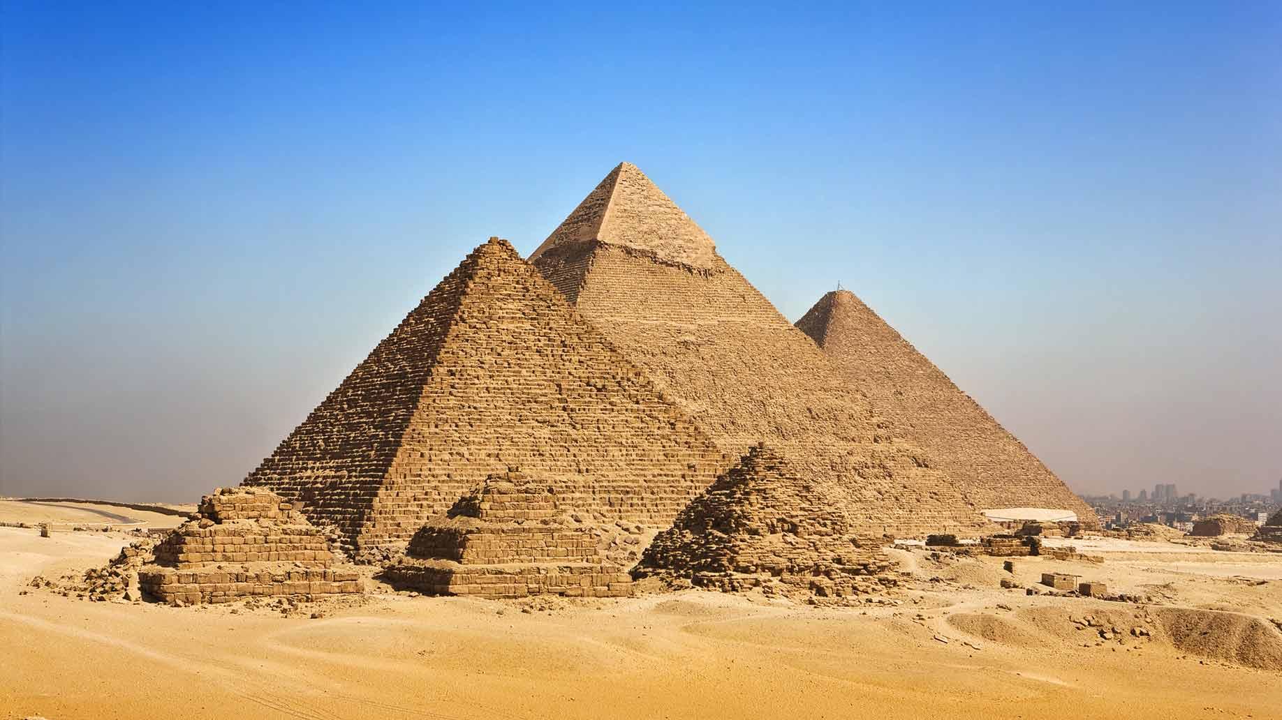 FSOE 500: Armin van Buuren And Aly & Fila At Great Pyramids