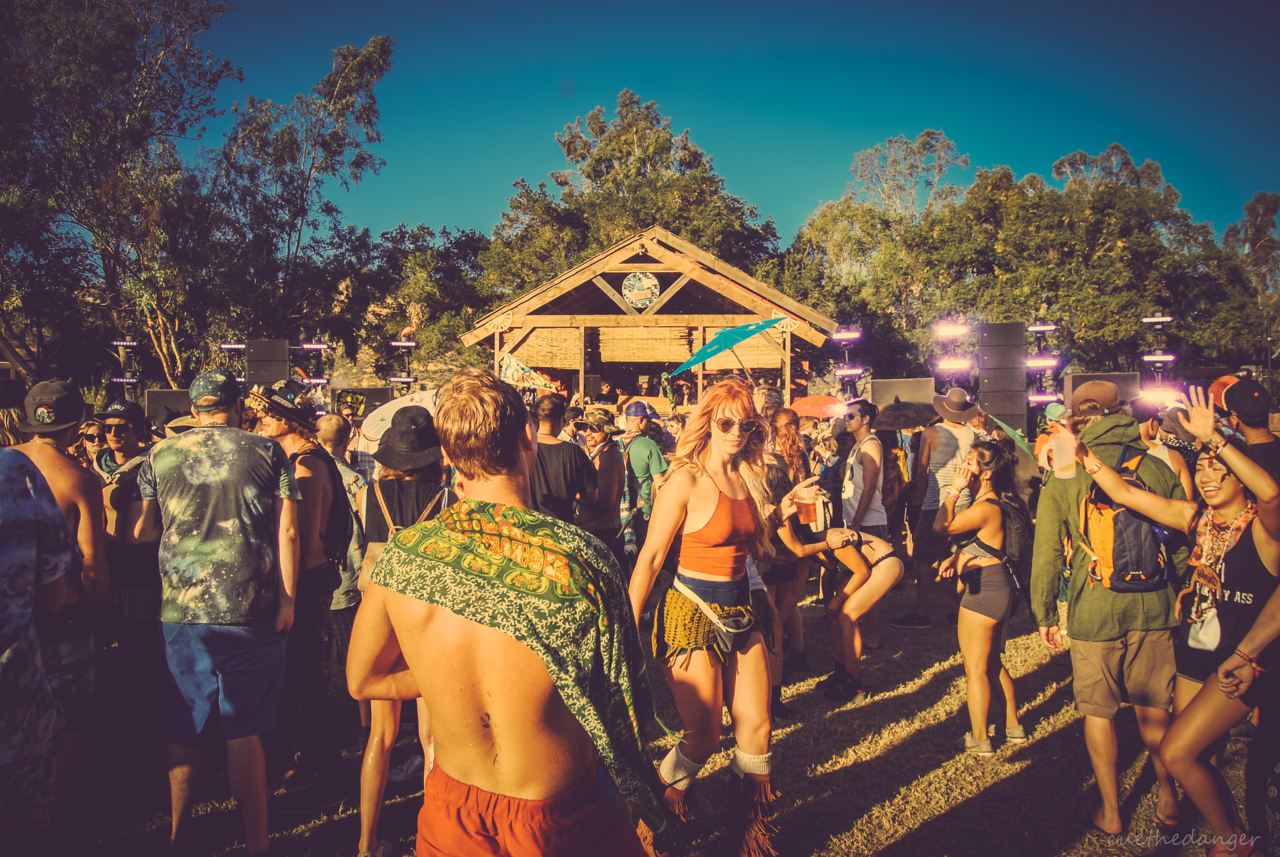 Check Out The Lineup For Dirtybird Campout 2017