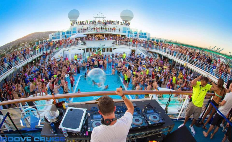 Groove Cruise Miami 2018 Lineup Announced