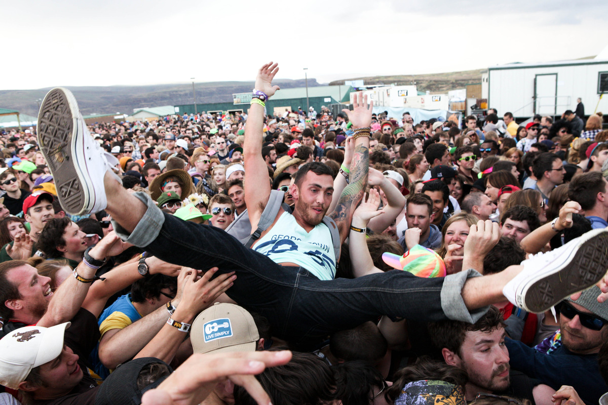 Why I Go to Every Festival Solo, But I'm Never Alone…