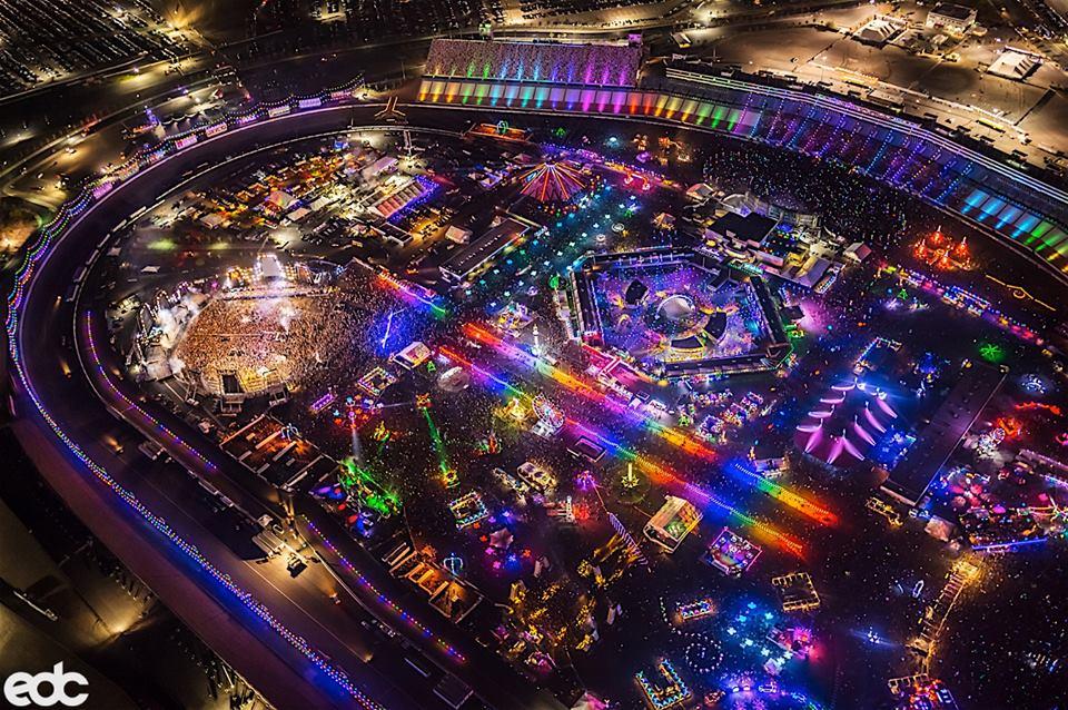 EDC Las Vegas 2018 Dates Announced