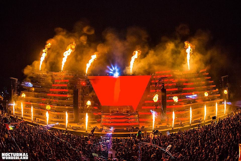 Cell Phone Theft Ring Discovered At Nocturnal Wonderland