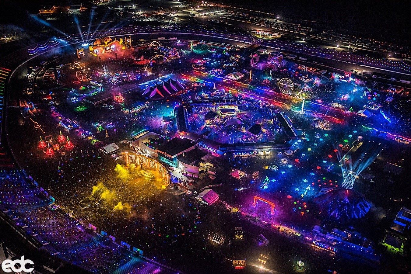 Electric Daisy Carnival Wins Best Festival of the Year