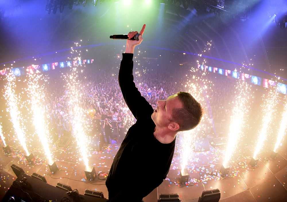 Kaskade Returns To San Francisco For New Years Eve Party