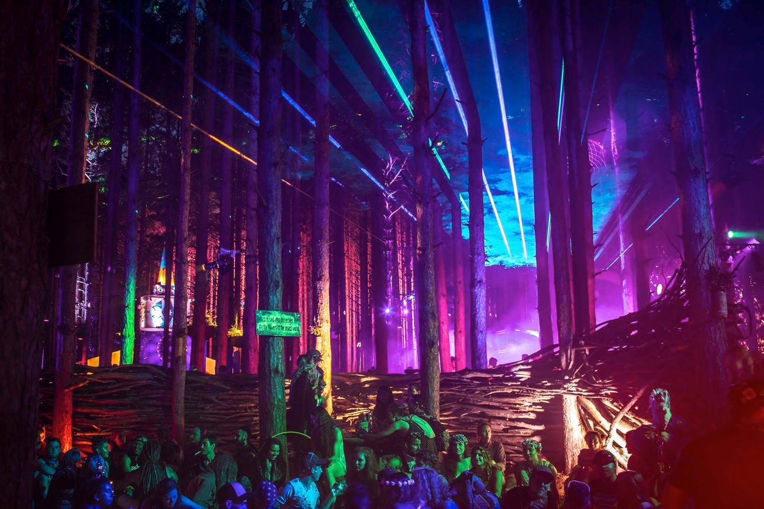 Electric Forest Returns for Back-to-Back Weekends in 2018