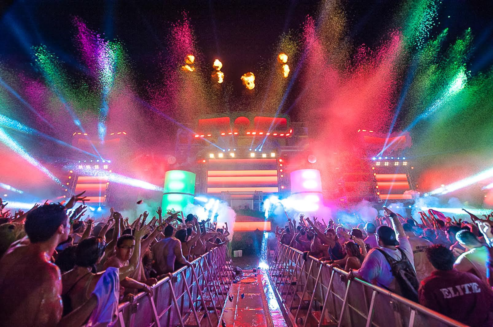 Make A Colorful Kickoff to 2018 with Life In Color Festival