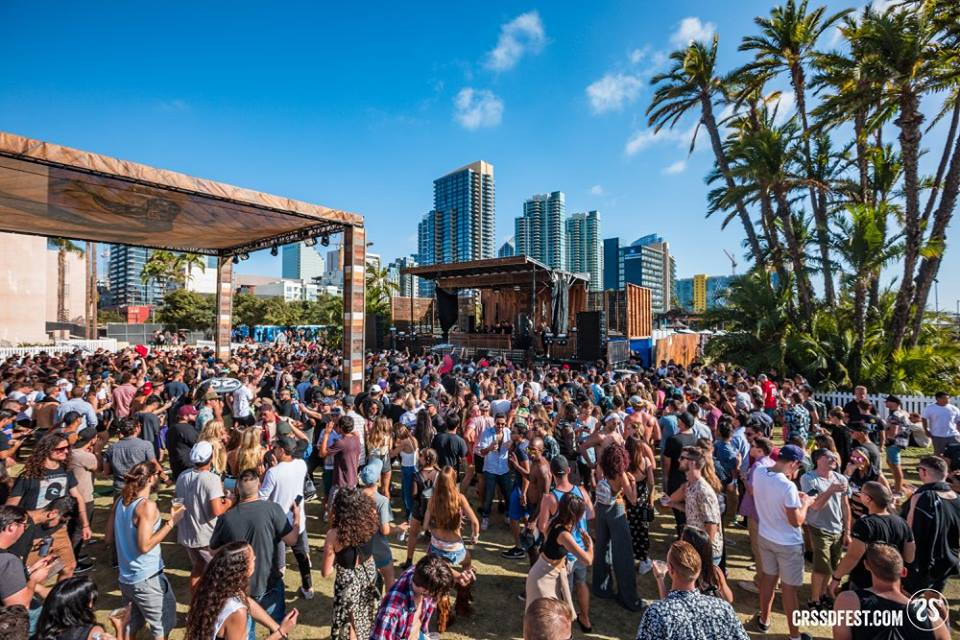 10 Tracks to Get You Ready for CRSSD 2018