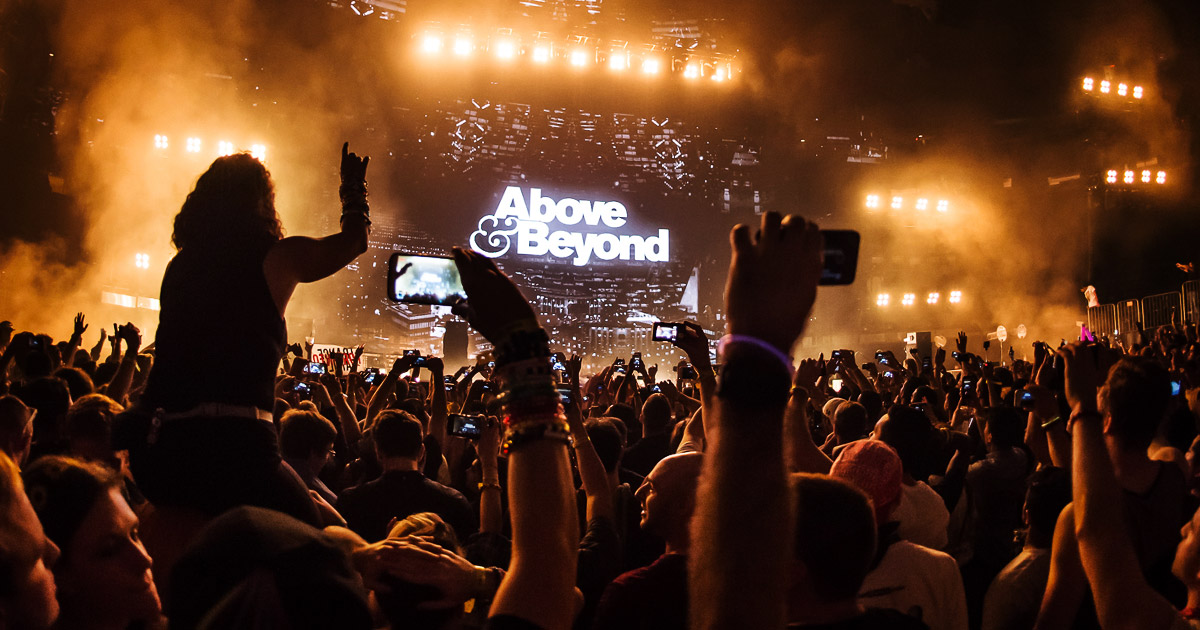Find Common Ground in Miami With Above & Beyond