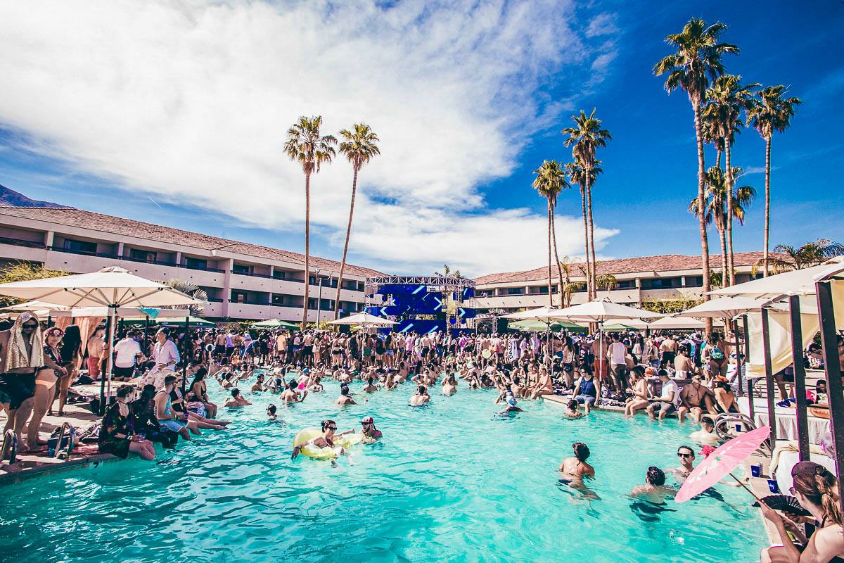 Dayclub Palm Springs Brings Techno To The Desert on April 15th