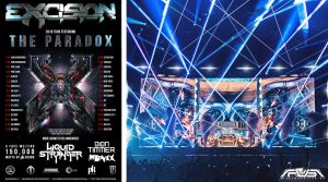 Excision Paradox Tour 2018
