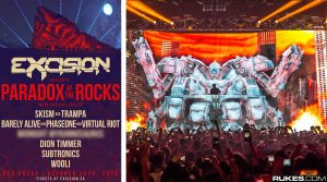 Excision's Paradox at the Rocks 2018