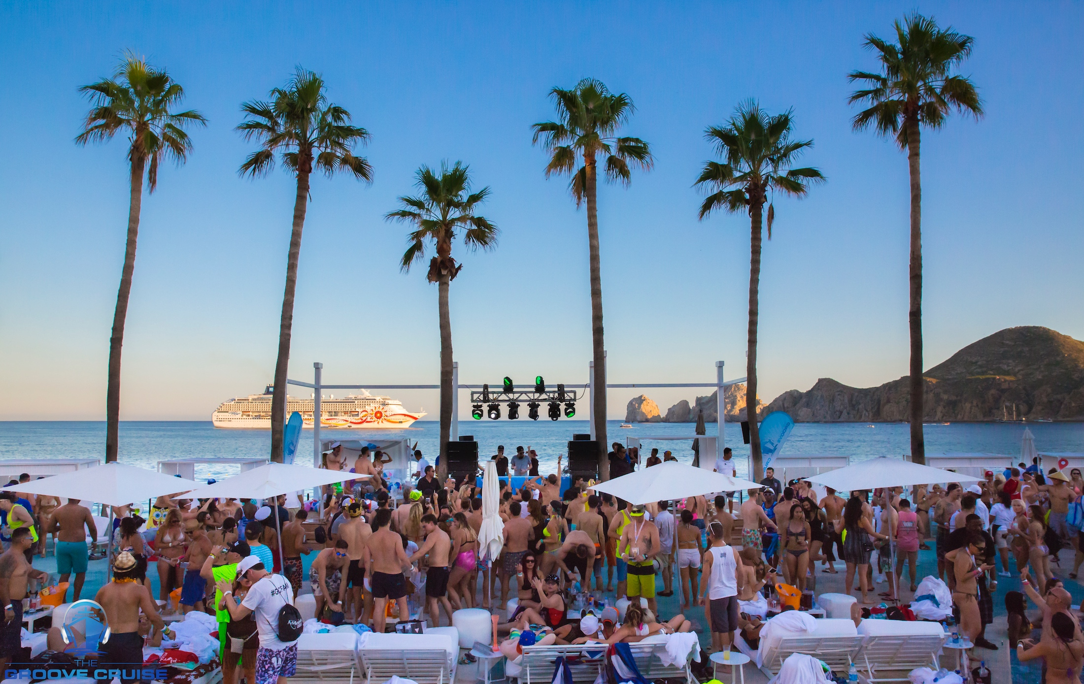 Groove Cruise Cabo Drops Phase I Lineup
