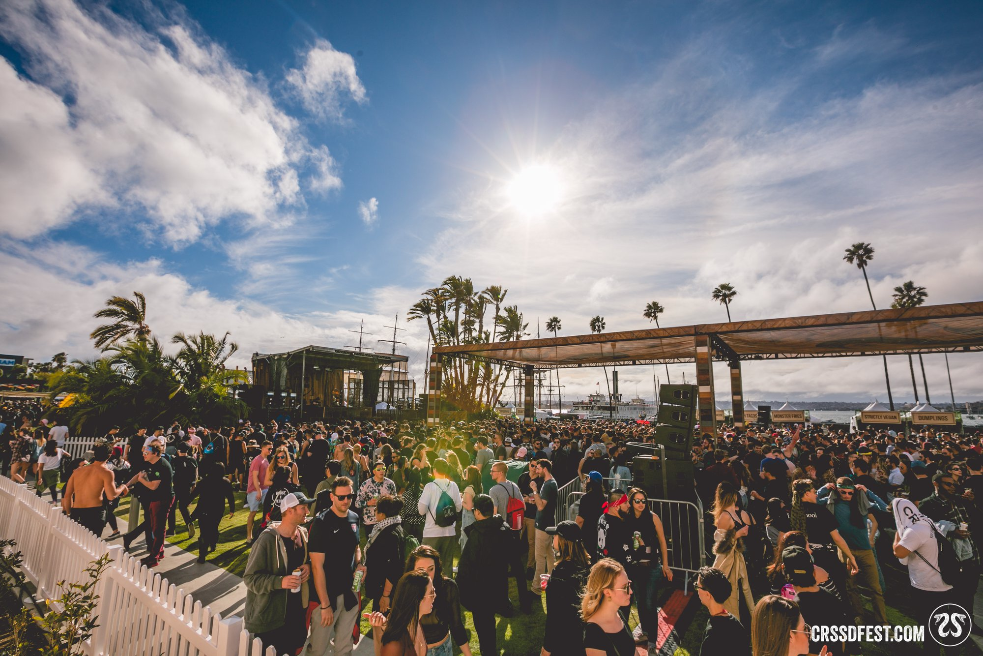 CRSSD Fall '18 Lineup Announcement