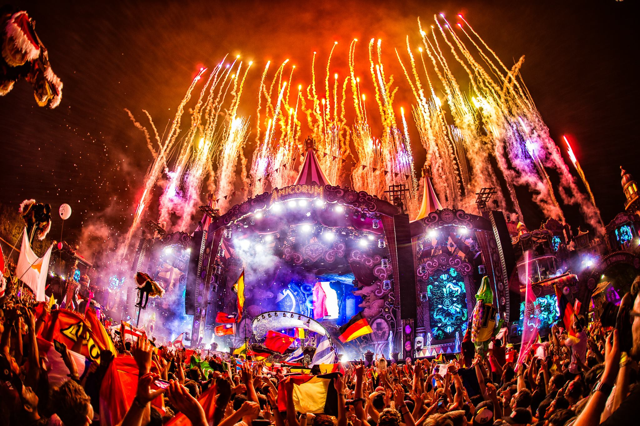 Tomorrowland 2018: By The Numbers