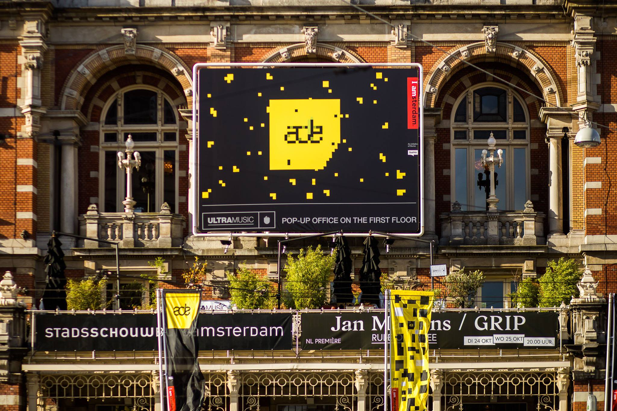 Amsterdam Dance Event 2018 Initial Lineup Announced