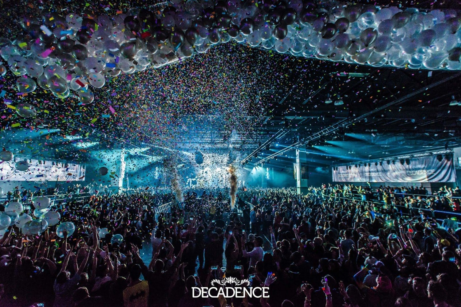 Skrillex, Eric Prydz To Headline Decadence NYE Arizona
