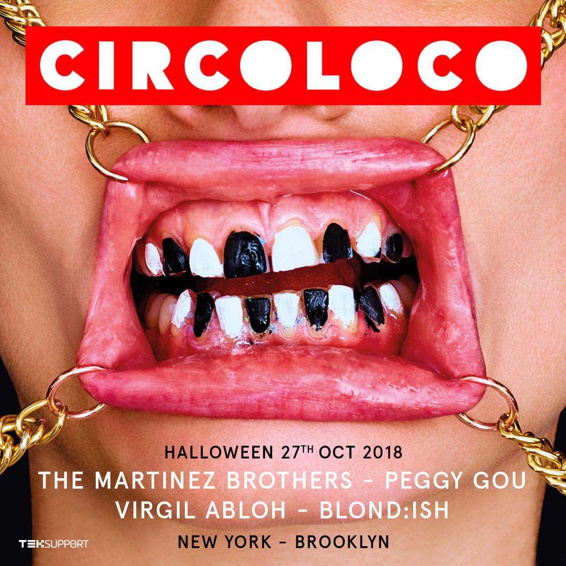 circoloco halloween 2018 announced | edm maniac