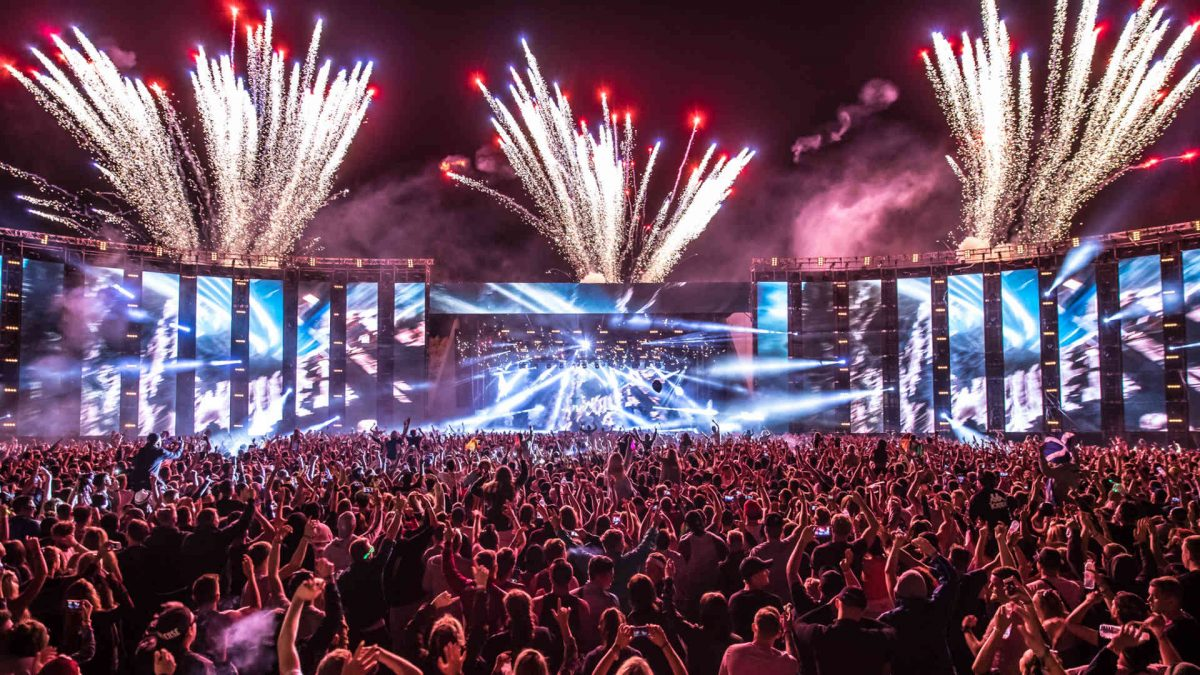 Creamfields Festival in UK On Sale