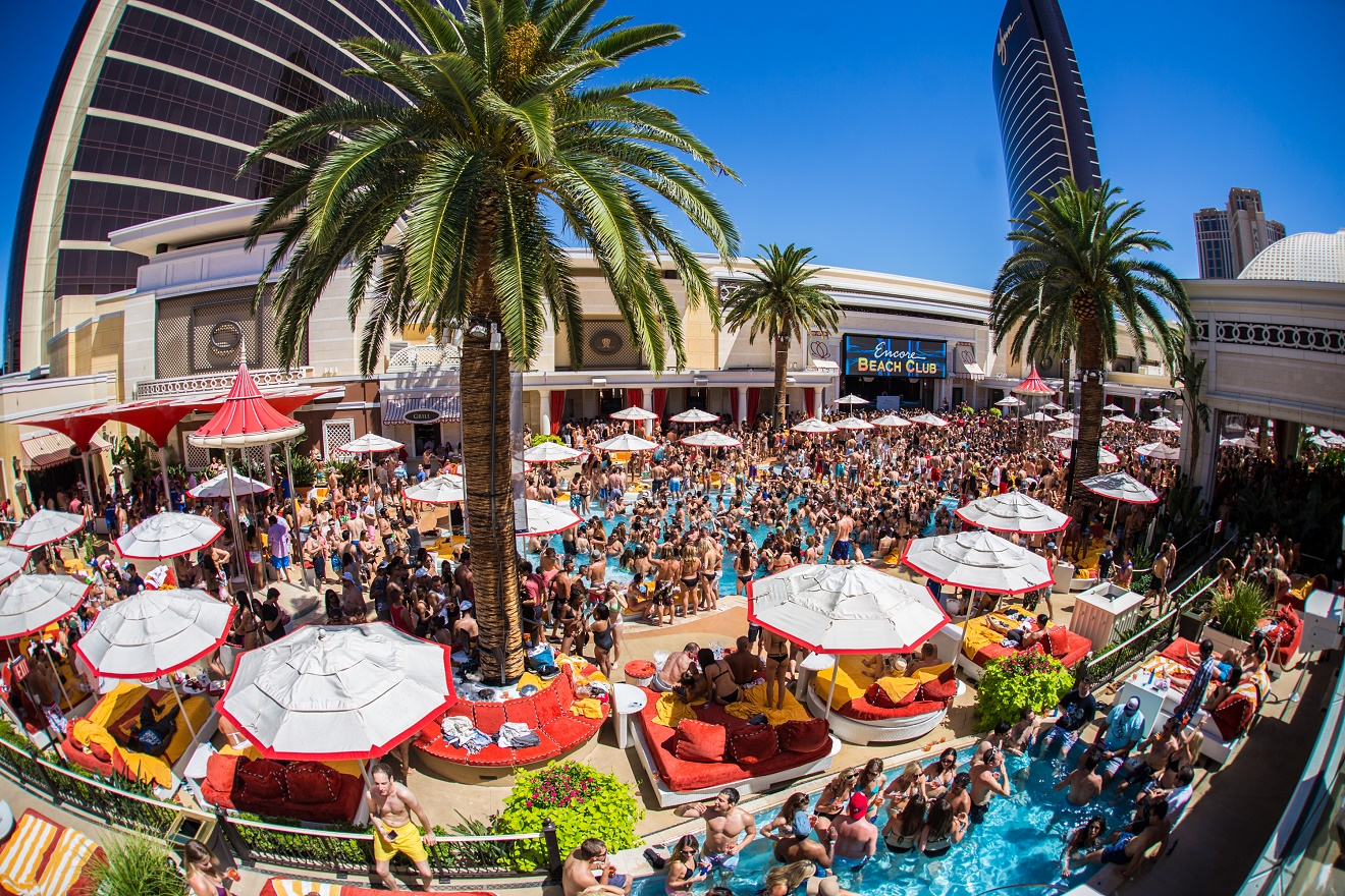 "Wynn Nightlife Debuts ""Art of the Wild"" Three Day Music Series"