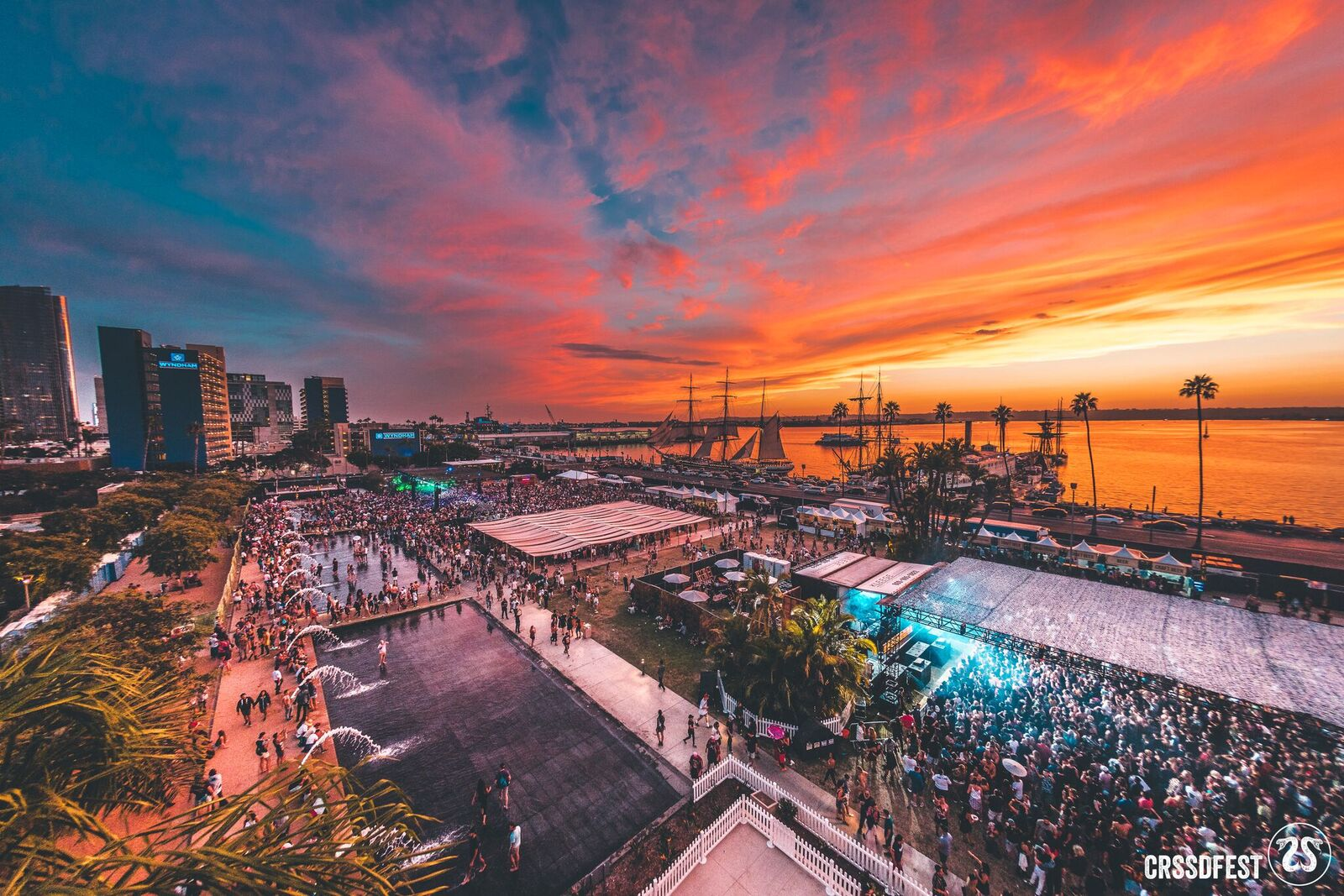 CRSSD Fall 2018 – A Weekend of Sun, Sound, and Smiles