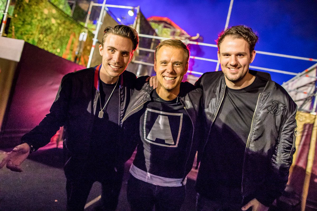 W&W and Armin Van Buuren are 'Ready to Rave' with New Song