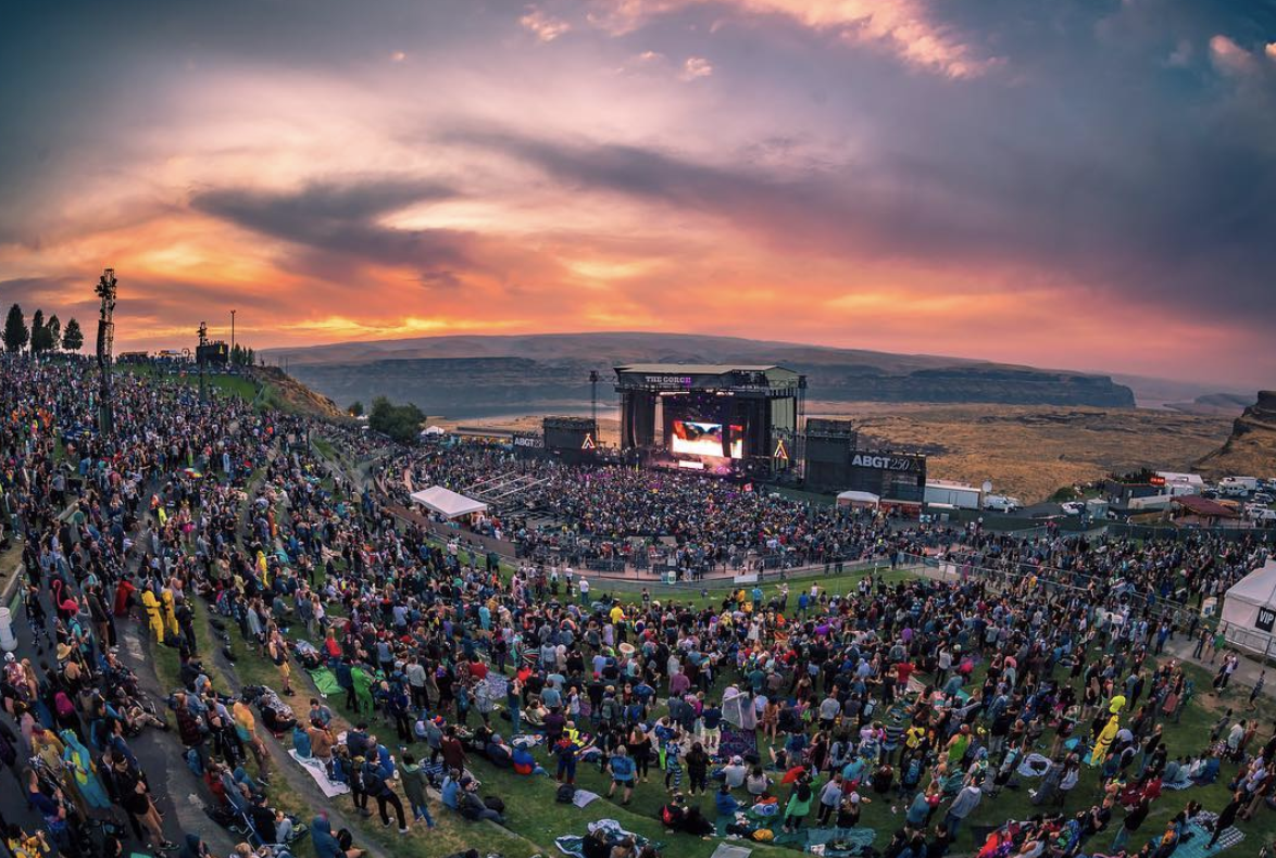 Above & Beyond Tease Return To The Gorge