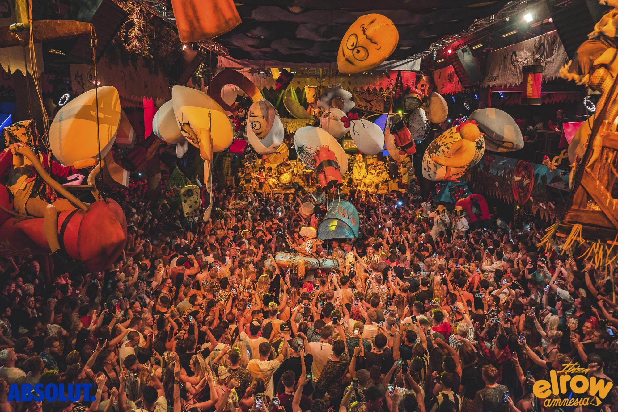 elrow Announces Huge Lineup for Biggest US Show Yet