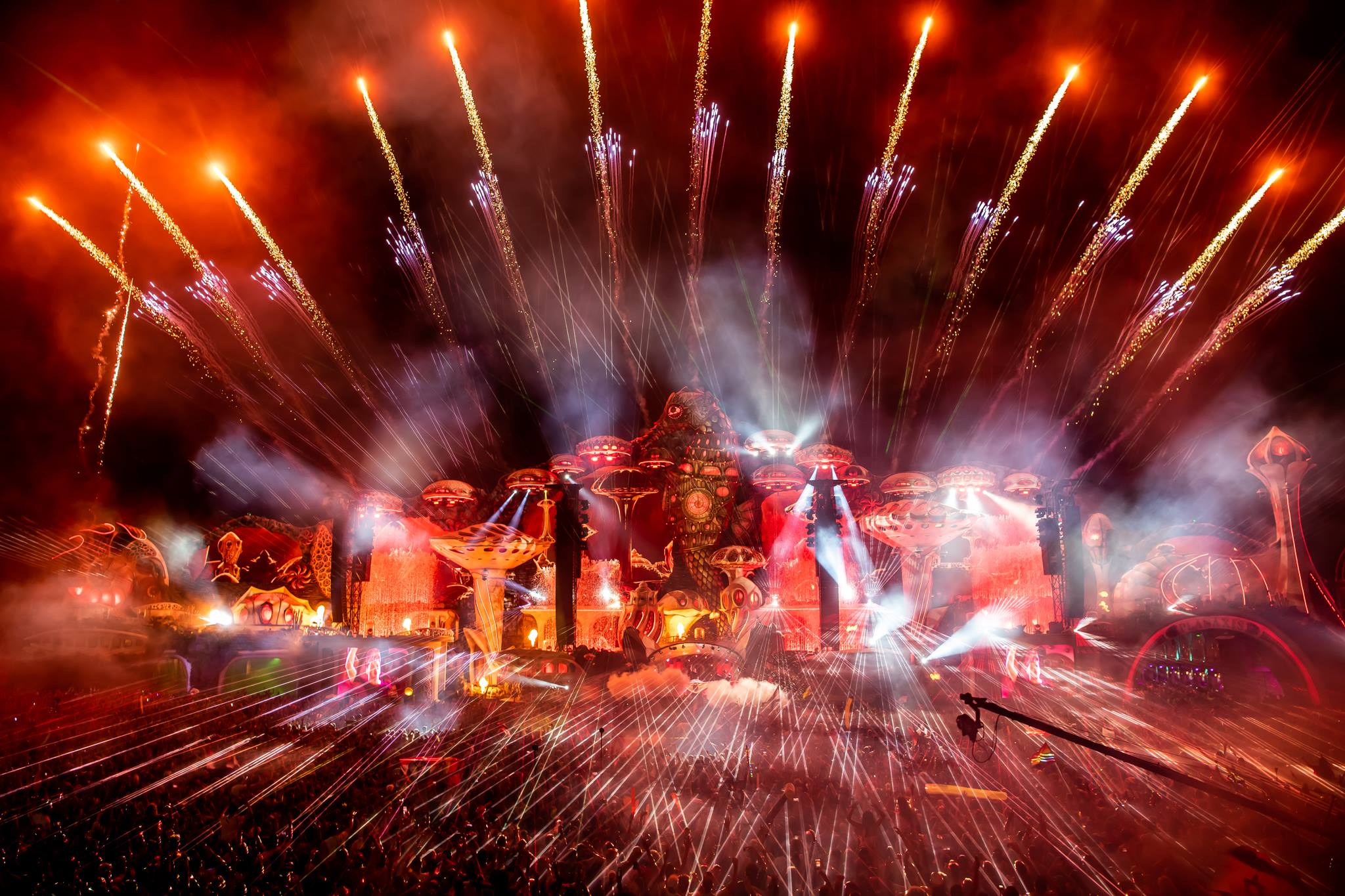 Tomorrowland Surprises Fans With Tickets For 15th Anniversary