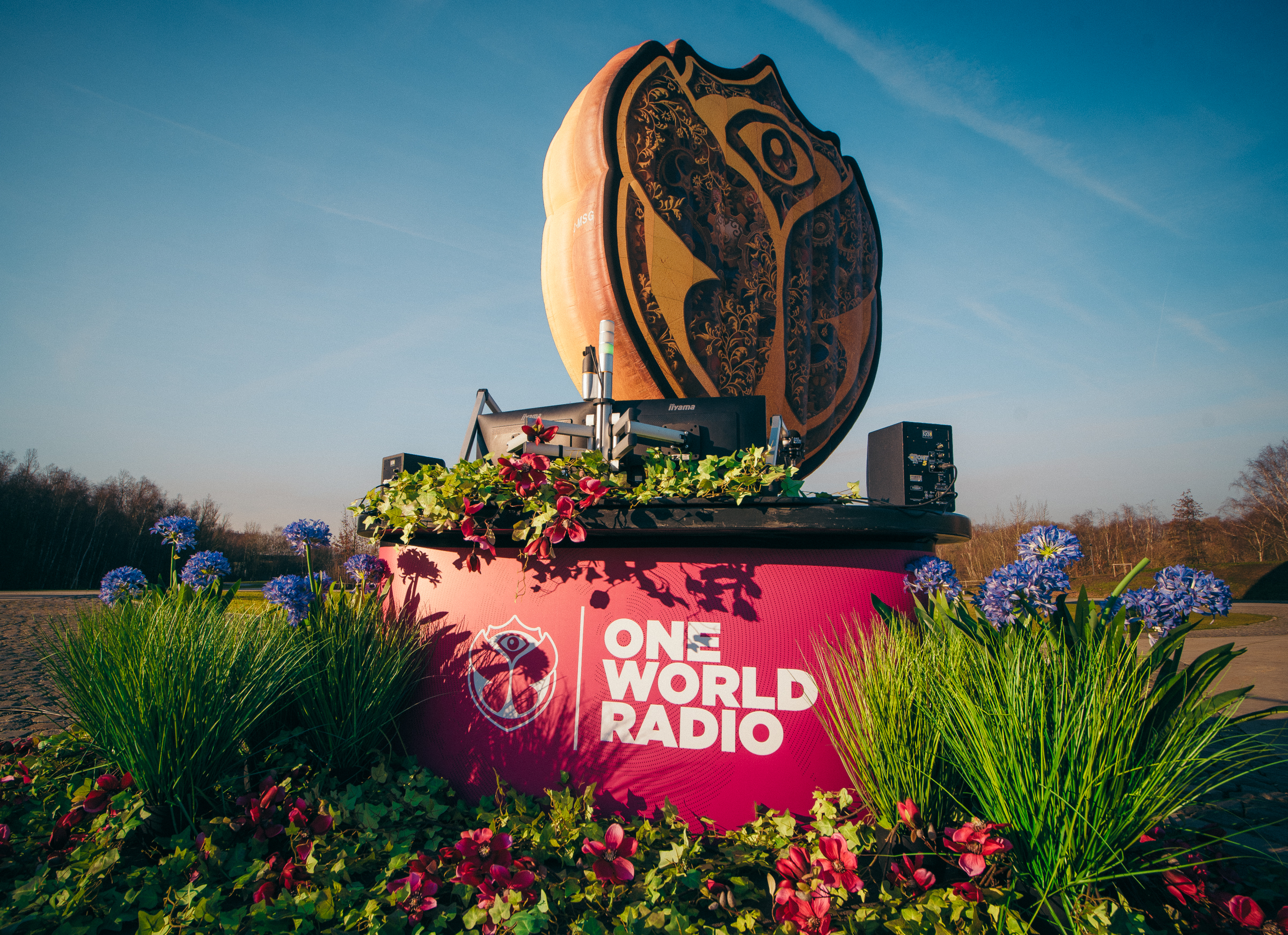 Tomorrowland Announces Streaming Platform One World Radio