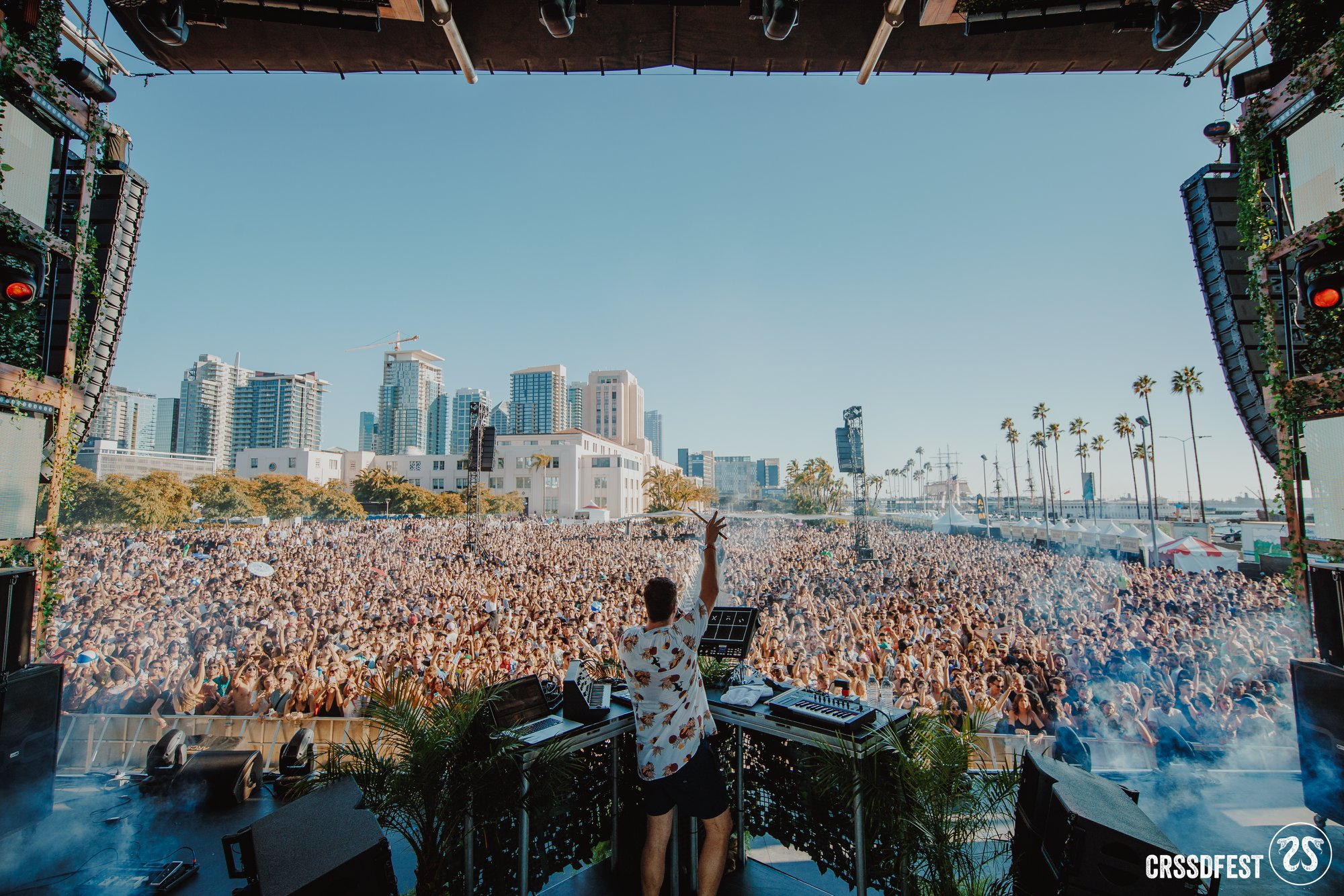 CRSSD Festival Returns To Kickoff Festival Season 2019