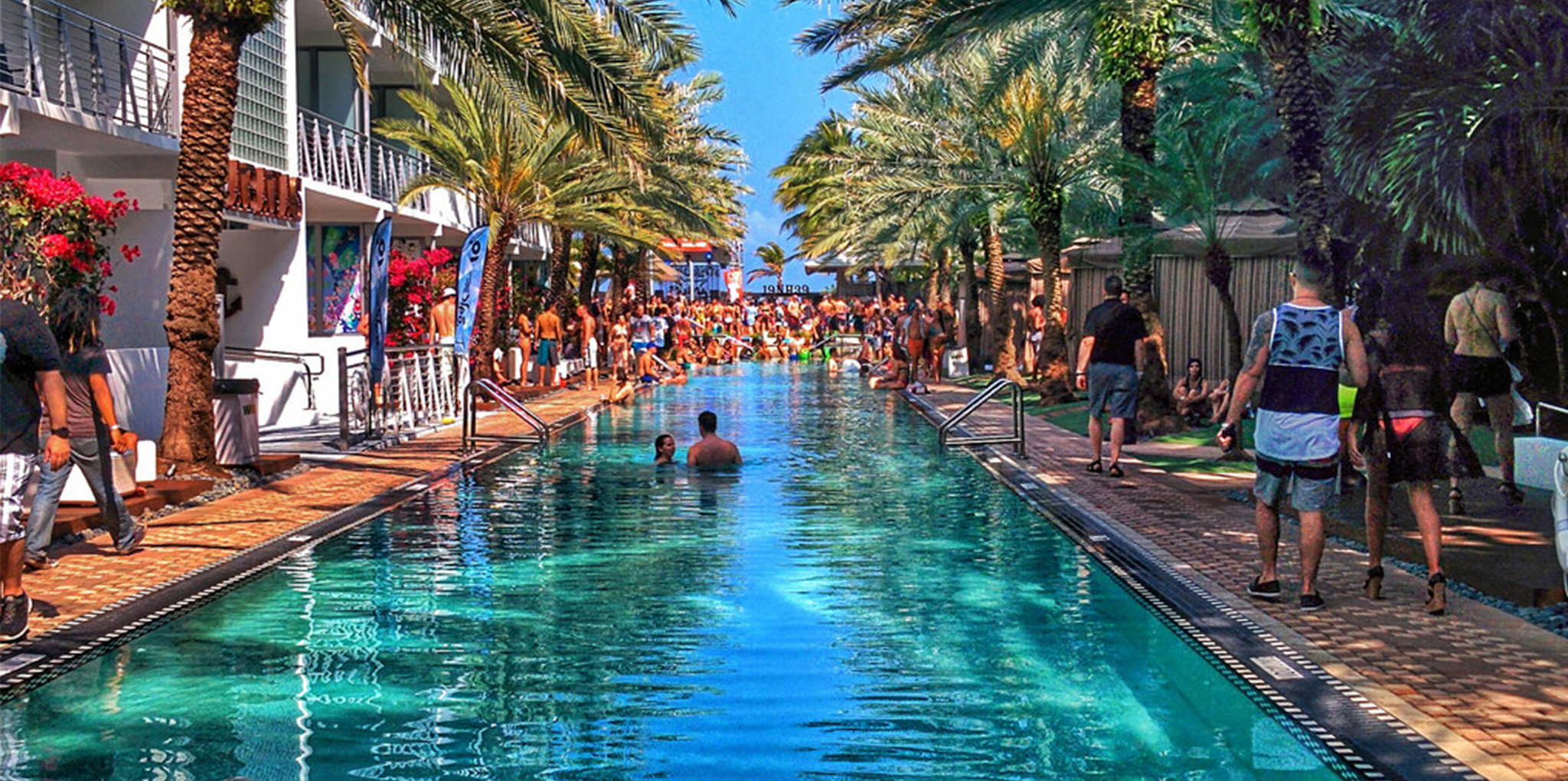Let the National Hotel Usher You Into Electronic Madness During Miami Music Week 2019
