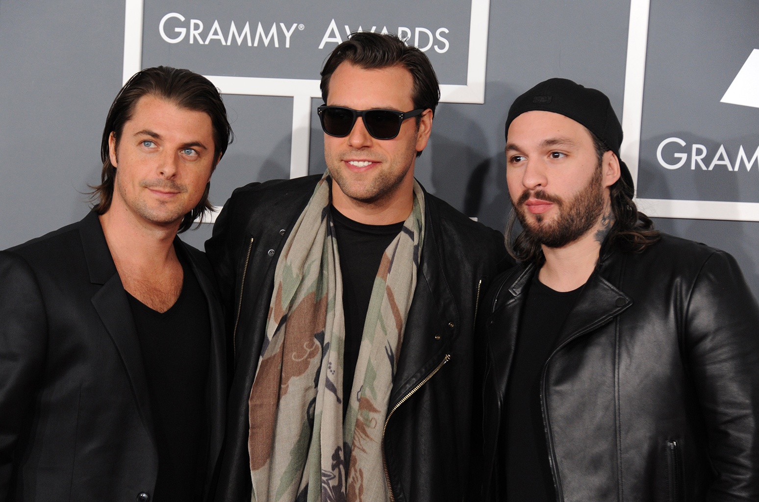 Swedish House Mafia Signs Record Deal With Columbia Records