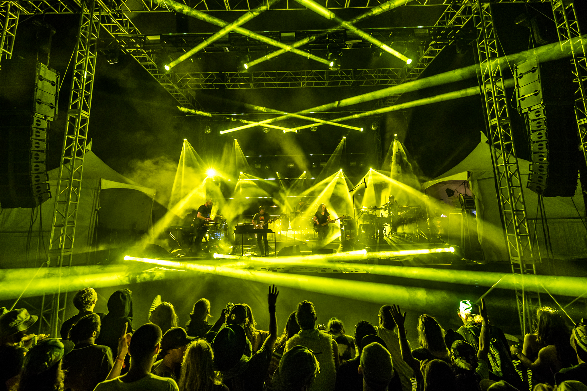 STS9 Announces Lineup for Wave Spell Live