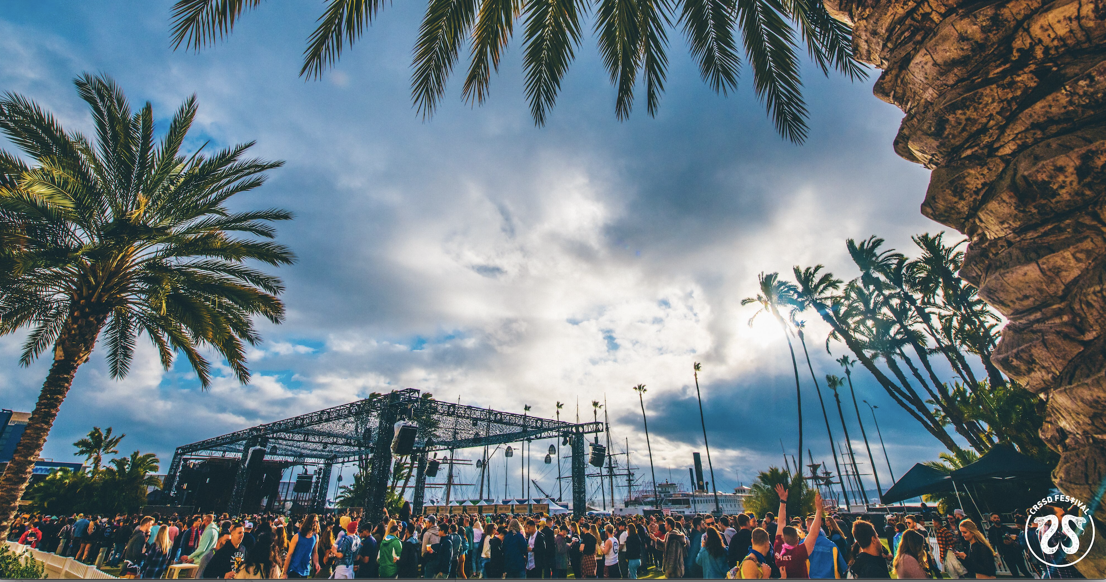 CRSSD Festival Heats Up Festival Season 2019